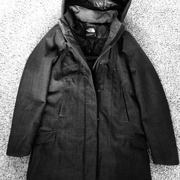 1390f1ad3 The North Face Temescal Trench Coat